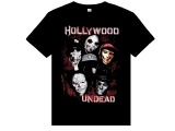 Футболка Hollywood Undead (лица) (fut-505)